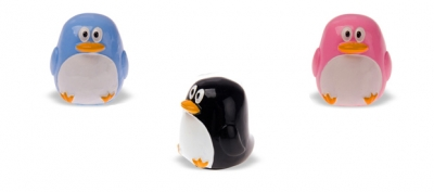 Penguin Lip Balm.