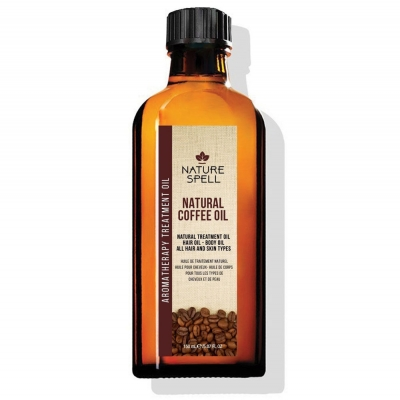 COFFEE OIL NATURAL TREATMENT OIL  HAIR OIL  BODY OIL