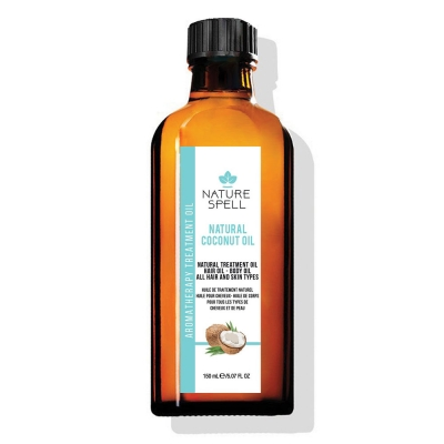 COCONUT OIL NATURAL TREATMENT OIL  HAIR OIL BODY OIL