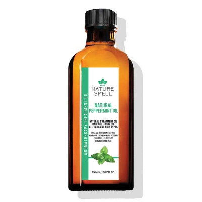 PEPPERMINT OIL-NATURAL TREATMENT OIL- HAIR OIL -BODY OIL