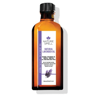 LAVENDER OIL  NATURAL TREATMENT OIL FOR HAIR & BODY