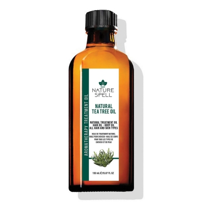 TEA TREE OIL NATURAL TREATMENT OIL HAIR OIL BODY OIL