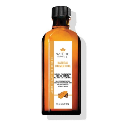 TURMERIC OIL NATURAL TREATMENT OIL  HAIR OIL  BODY OIL