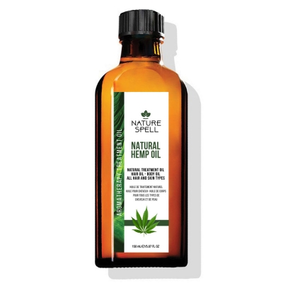 HEMP OIL NATURAL TREATMENT OIL  HAIR OIL  BODY OIL
